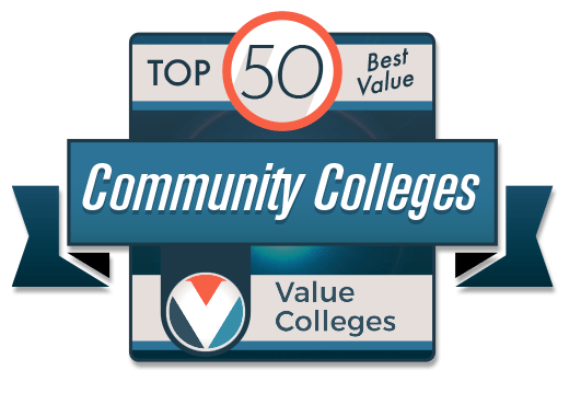 Top 50 Best Value Community Colleges by Value Colleges