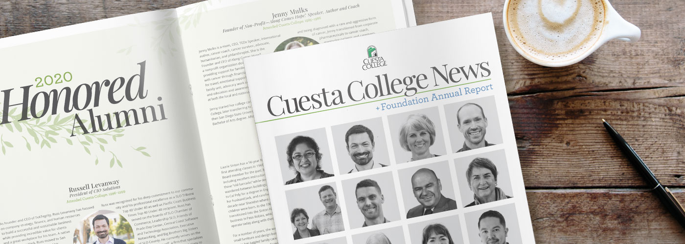 Fall 2020 CC News & Annual Report