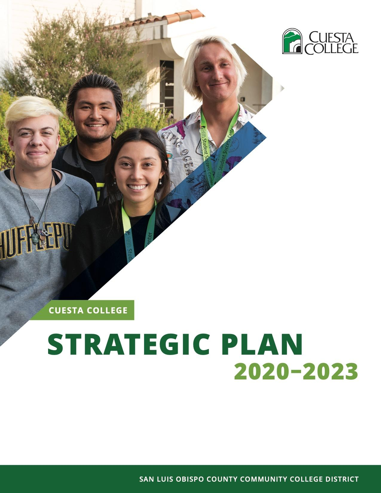 Cover art for Strategic Plan