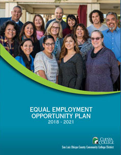 Cover art for Equal Employment Opportunity Plan