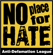 No Place for Hate Anti-Defamation League