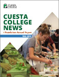 2018 Cuesta College News and Foundation annual report