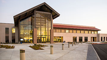 North County campus campus center