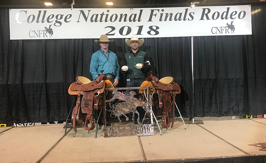 2018 Rodeo Team National Results