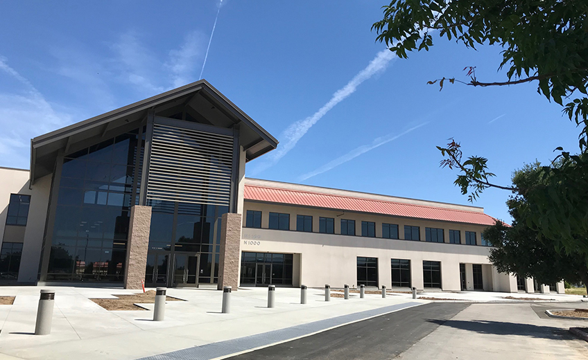 Cuesta College is celebrating its new Measure L-funded North County Campus Center with a ribbon-cutting ceremony on June 21.