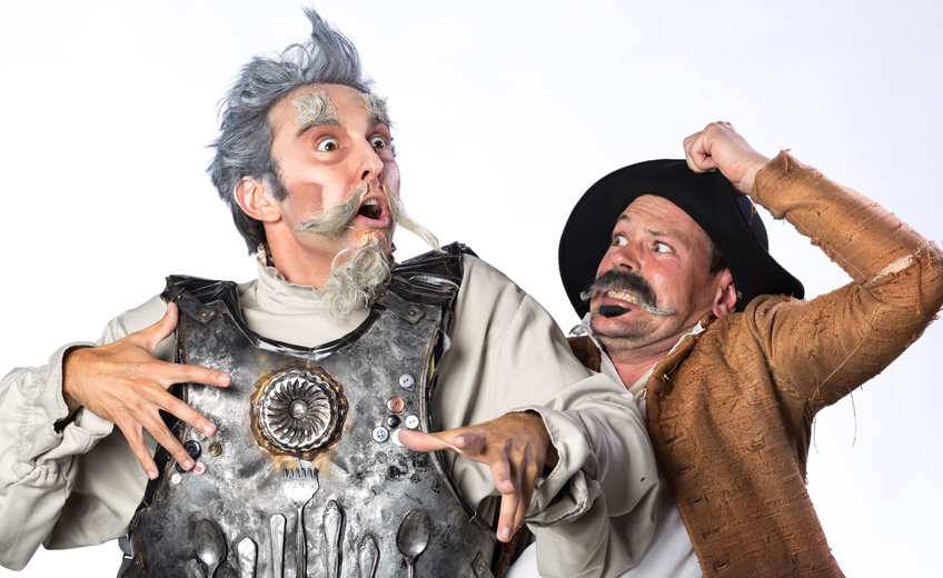 Tickets on Sale for Man of La Mancha