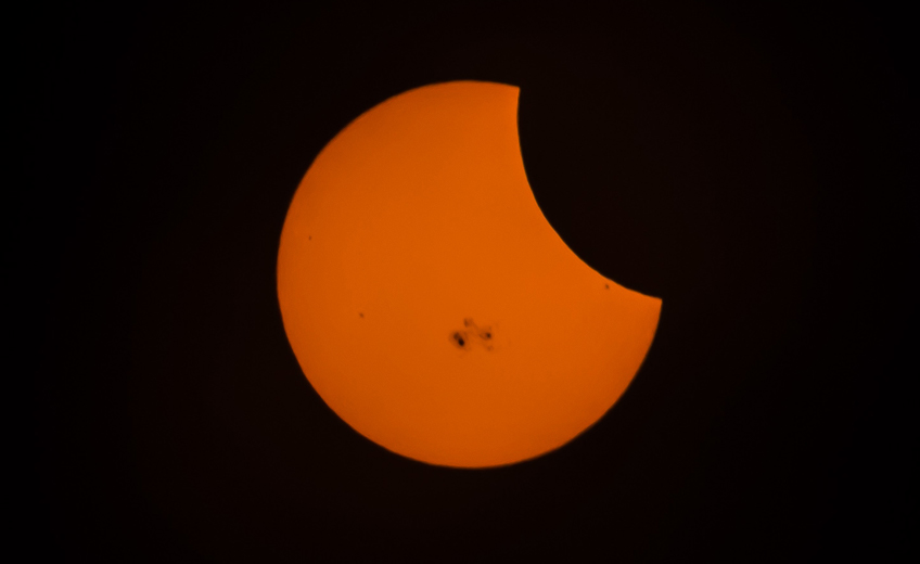 View Solar Eclipse at Cuesta