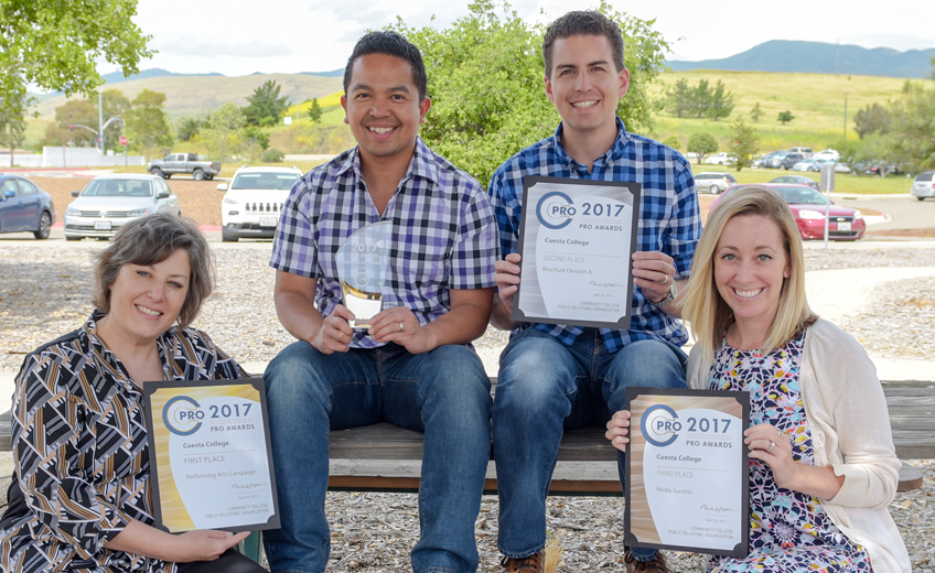 Cuesta Marketing Wins State Awards