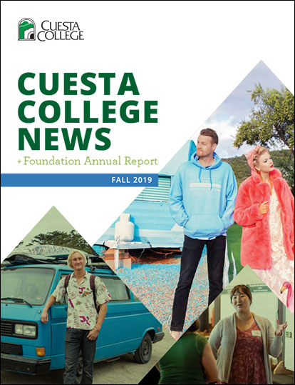 Fall 2019 Cuesta College News and Foundation Annual Report