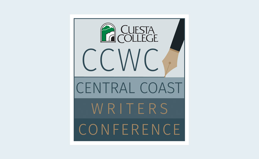 Register for Central Coast Writers Conference