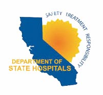 Department of State Hospitals logo