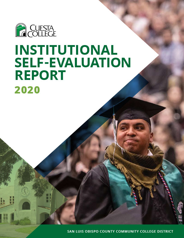 Instititutional Self-Evaluation Report of the Educational Quality and Institutional Effectiveness 2020