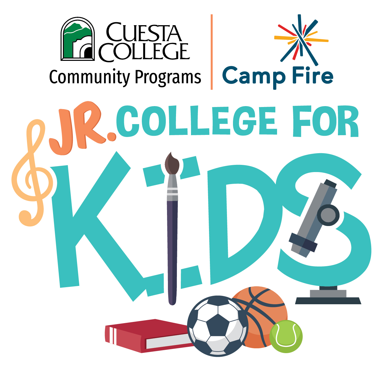 Jr. College for Kids Logo
