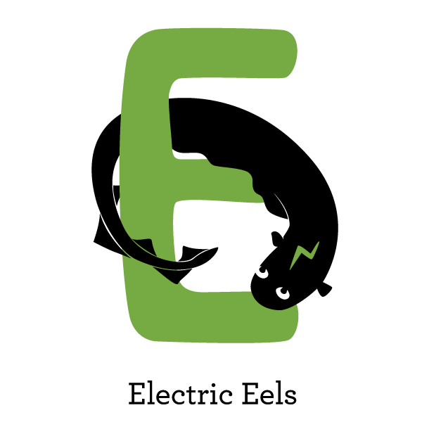 electric eels level
