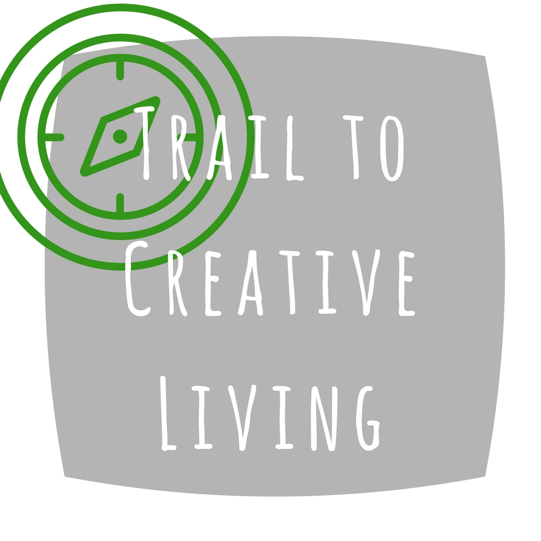 Trail to Creative Living Logo