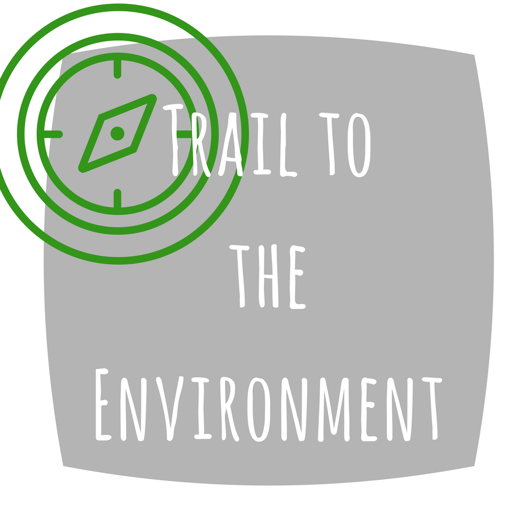 Trail to the Environement Logo