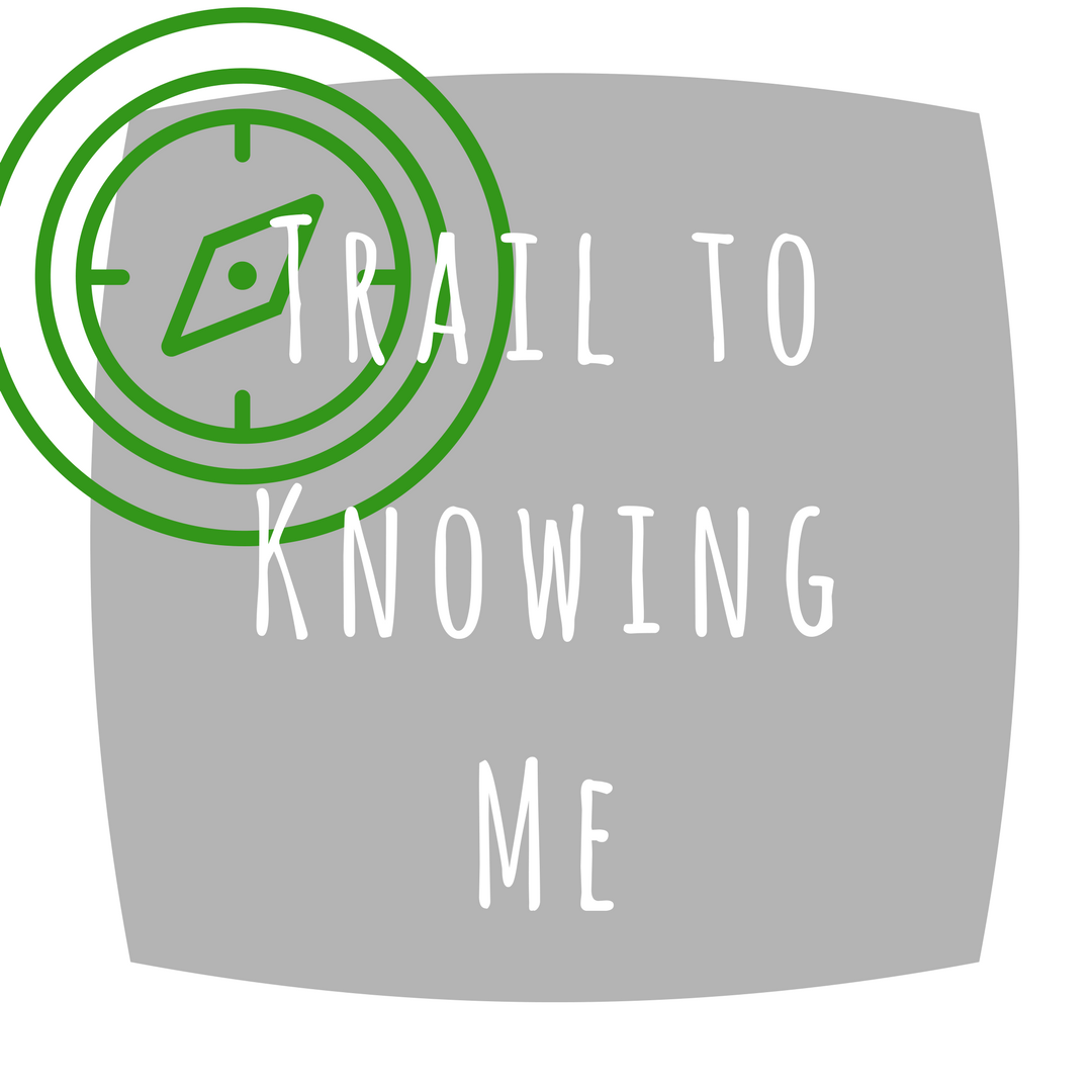 Trail to Knowing Me Logo