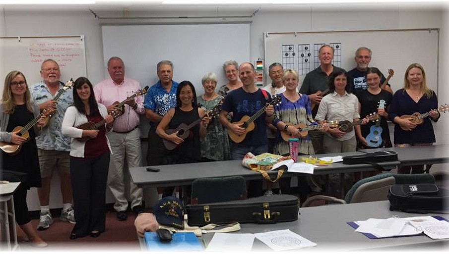 ukulele 202 students