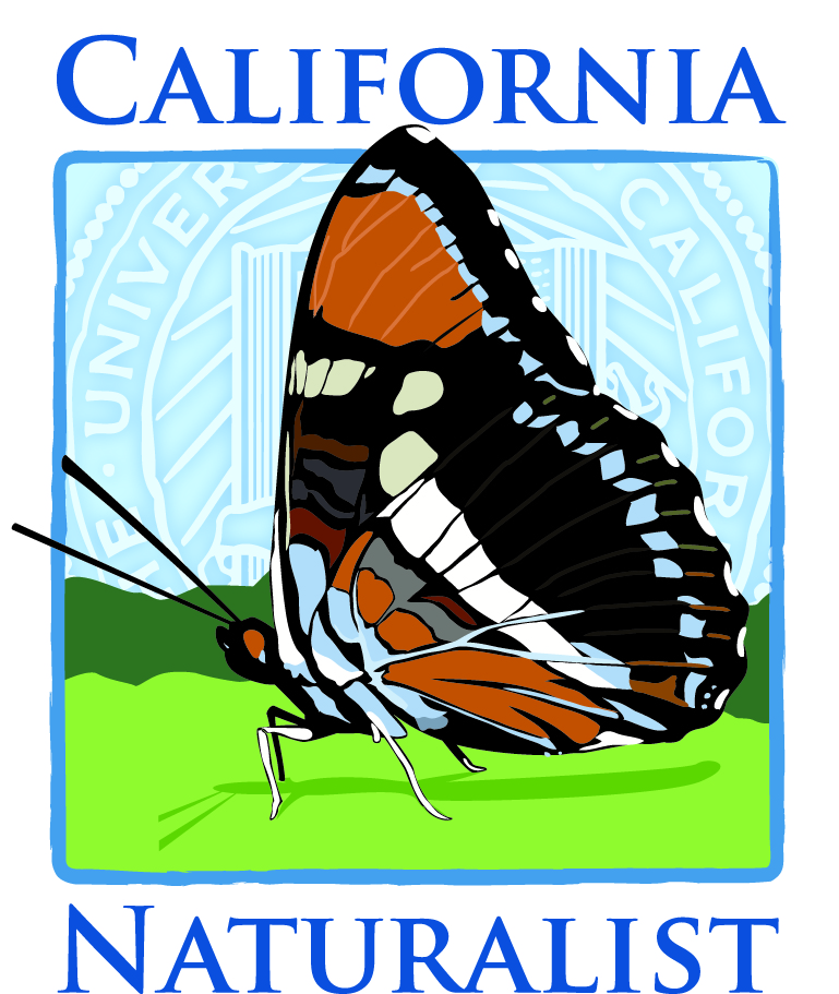 California Naturalist Hat Pin