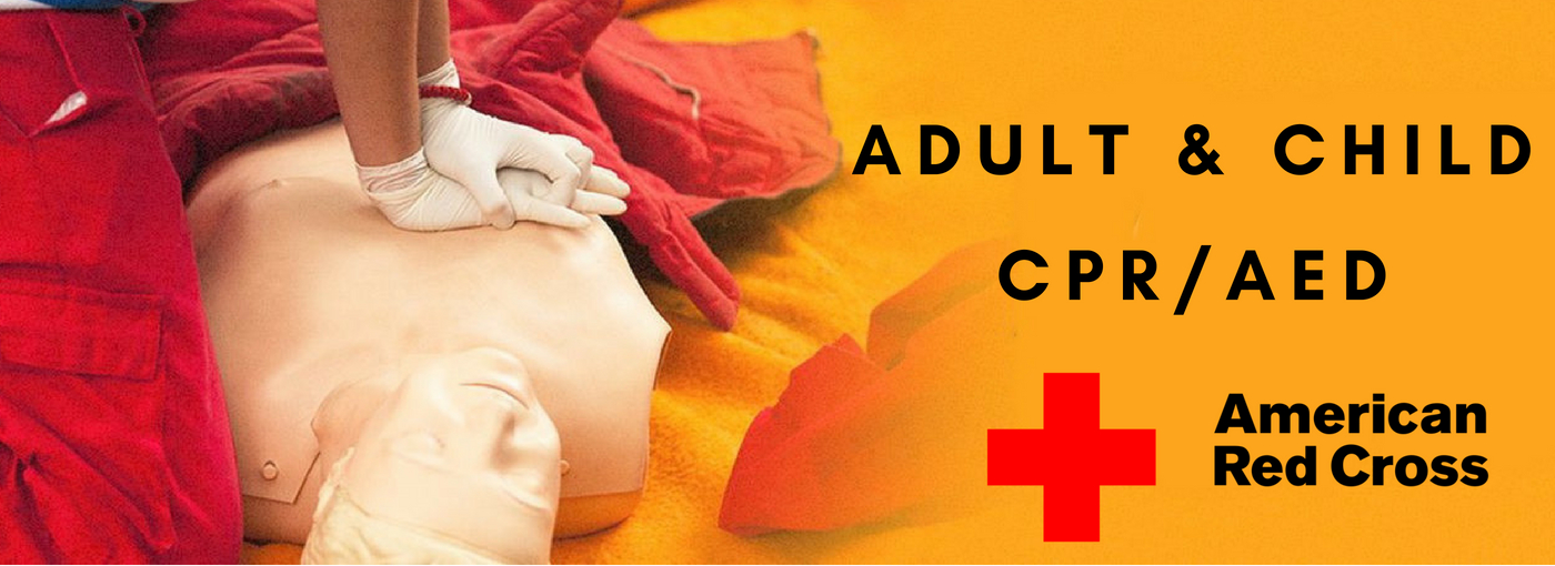Adult & Child CPR/AED