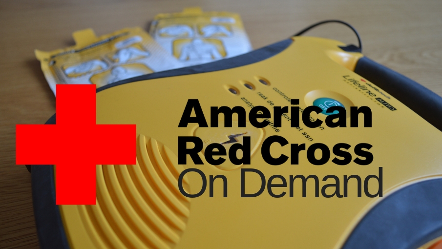 American Red Cross On Demand