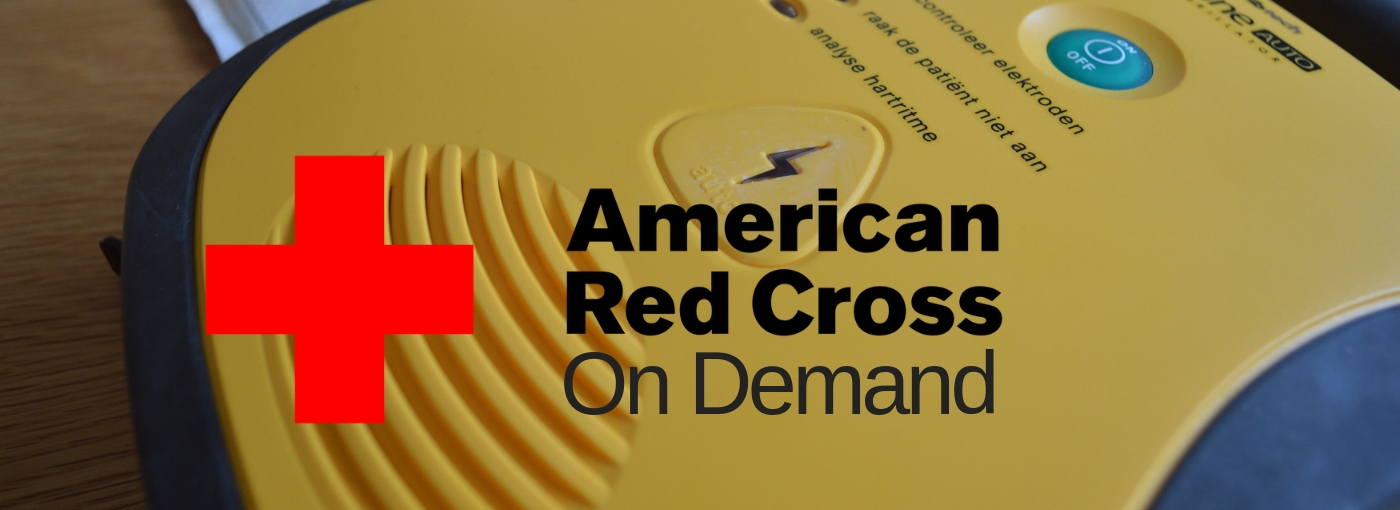 American Red Cross Cpraed Certification