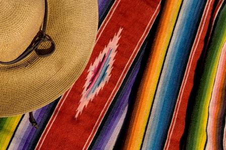Serape with Hat