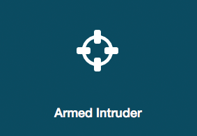 What to do if there's an armed intruder