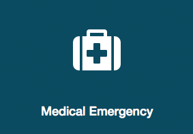 What to do in a medical emergency