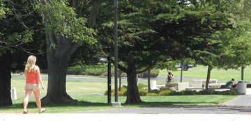 Cuesta College campus