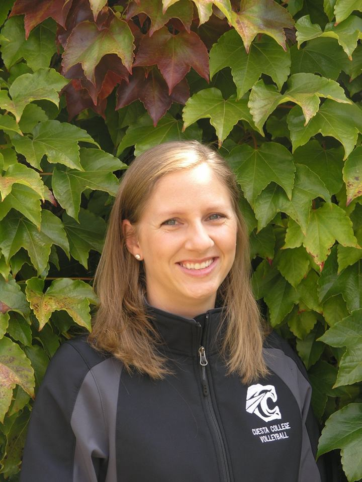 Coach Whitney Meyer