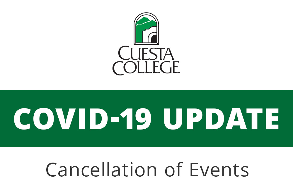 covid-19 cancellation of events