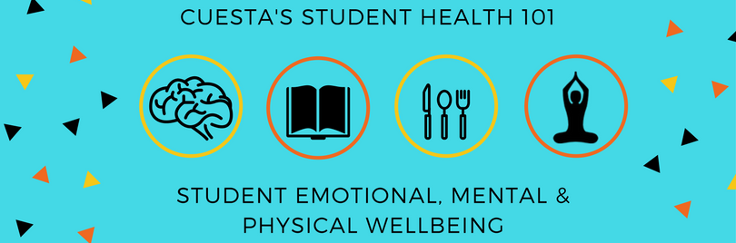 student emotional, mental & physical wellbeing