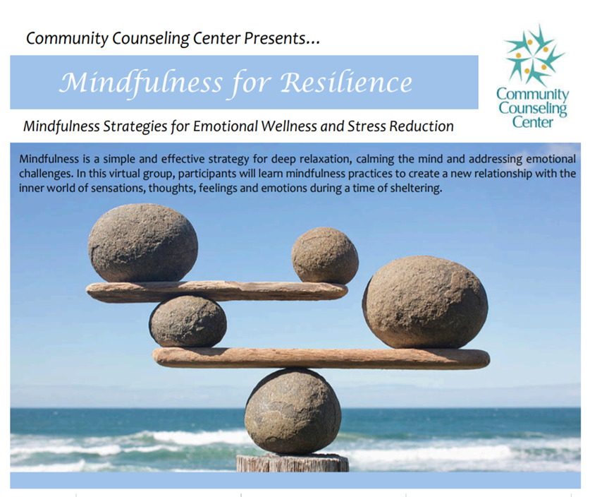 Mindfulness strategies ccc