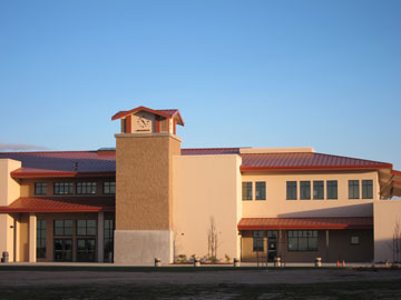 North County Campus Student Success Center Building